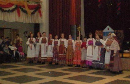 Как нас встречали в Российско-Немецком доме